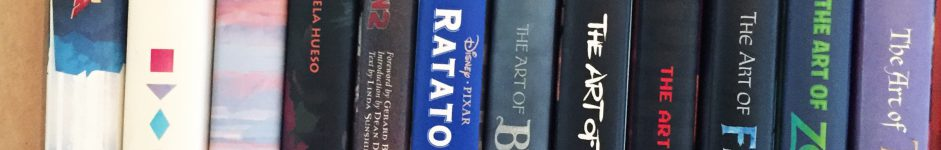 Mijn favoriete art books