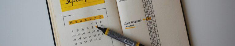 Wat te doen met lege notitieblokken; 20 ideeën