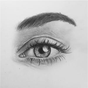Tutorial Drawing A Realistic Eye Vincent Van Blog