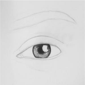6b536126f76 Tutorial – drawing a realistic eye – Vincent van Blog