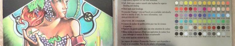 Prismacolor Premier Soft Core kleurpotloden