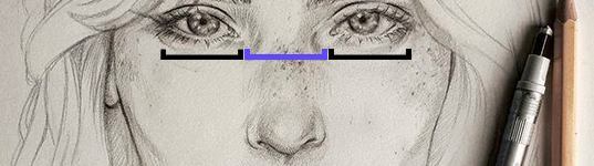 How-to: Drawing facial proportion